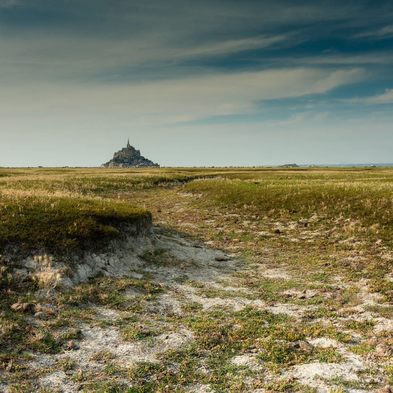 STACKING MONT ST MICHEL